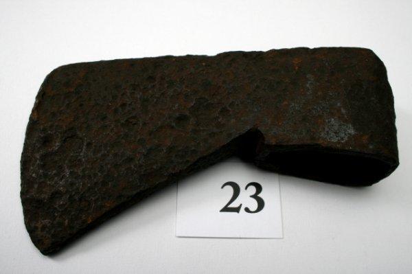 23: Iron Trade Axe