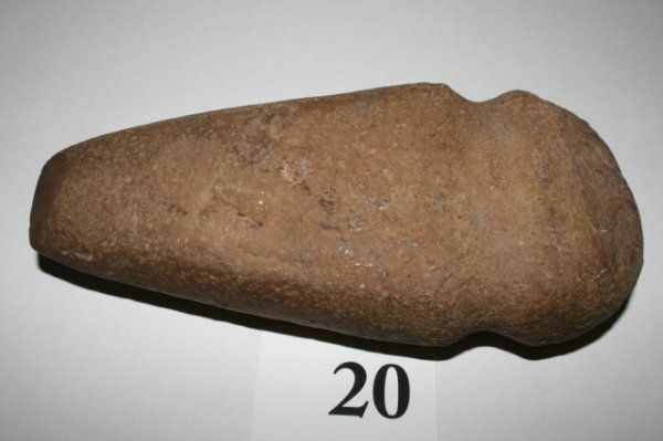 """20: 6 3/4"""" Grooved Axe"""