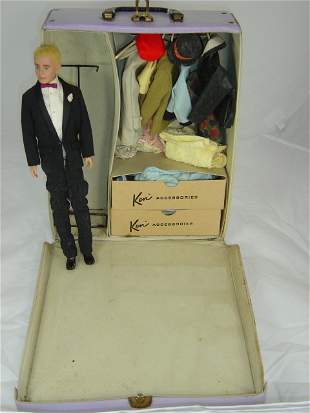 Ken Doll in case