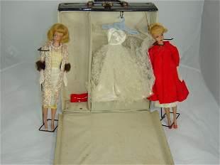 2 Barbies Dolls