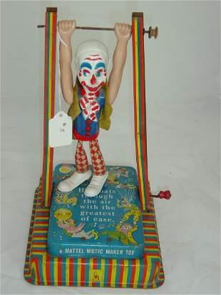 Mattel Musicmaker clown