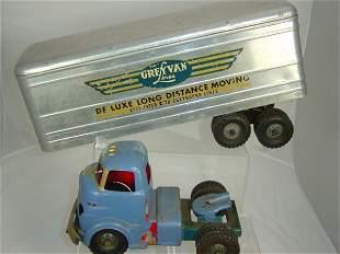 Grey Van Lines Deluxe Long Distance