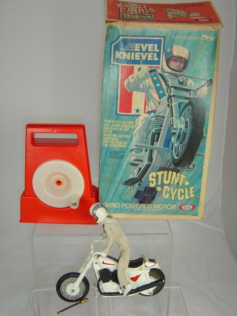 11: Ideal Evel Knievel Stunt Cycle