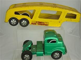 Structo Auto Transport semi truck