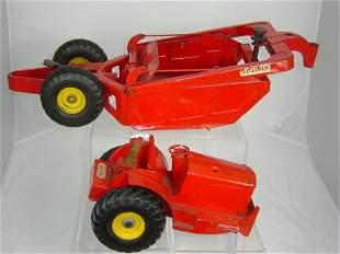 Doepke Heiliner Toy steel road grader