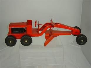 Wyandotte Toys power grader