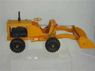 Lumar steel front end loader