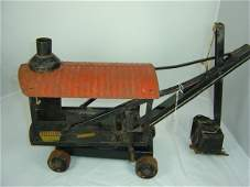 177B Keystone pressed steel steam shovel