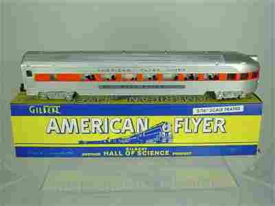 334: American Flyer 963NH Observation car
