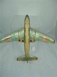 367: Comet Jetliner friction driven jet