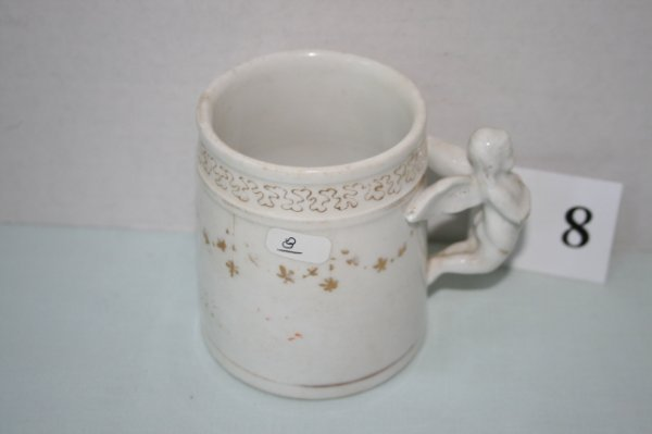 8: Early china mug