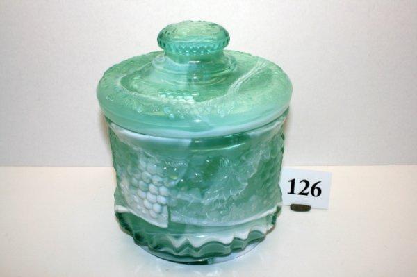 126: Fenton Opaque Humidor