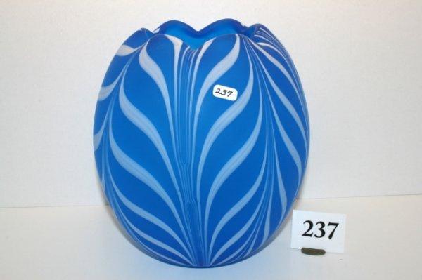 237: Fenton Large Vase
