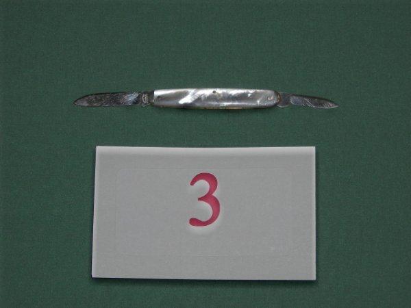 3: KNIFE