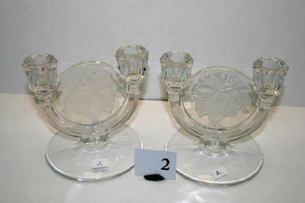 2: Pair of Candle Sticks
