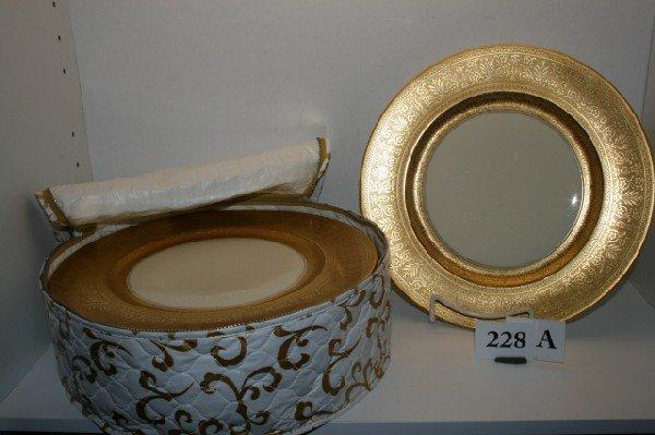 228A: (8) Dinner Plates
