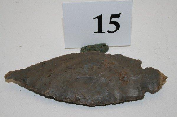 15: Hornstone Turkeytail Point