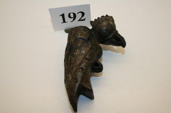 192: Woodpecker Historic Pipe