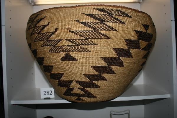 282: Pitt River Storage Basket