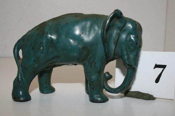 7: Arcade Elephant