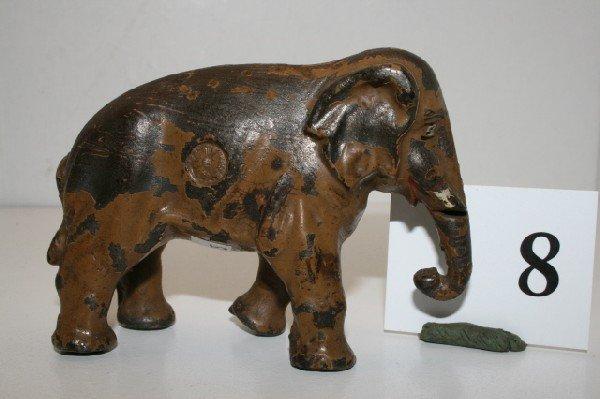 8: Kenton Elephant Walking