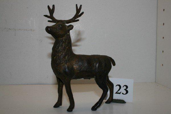 23: A.C. Williams Small Elk