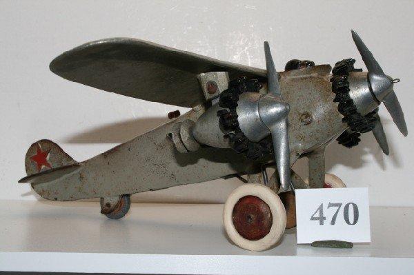 470: Tri Motor Mono Plane