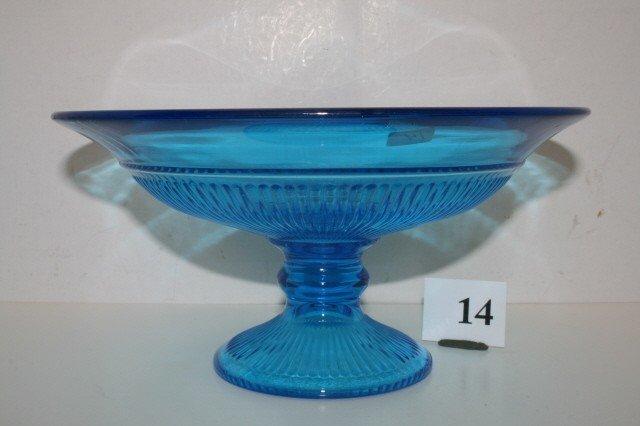 14: Cerise Blue Open Compote