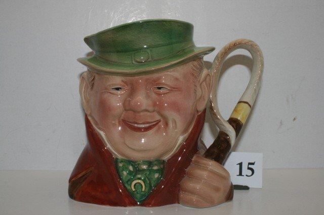 15: Beswick England Character Mug