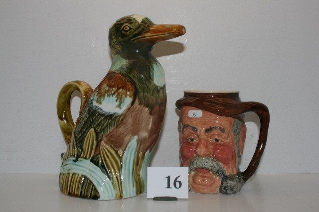 16: Duck Pitcher & Sir John Falstaff