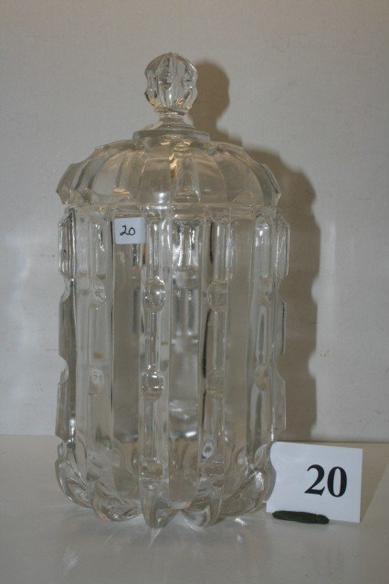 20: Cracker Jar