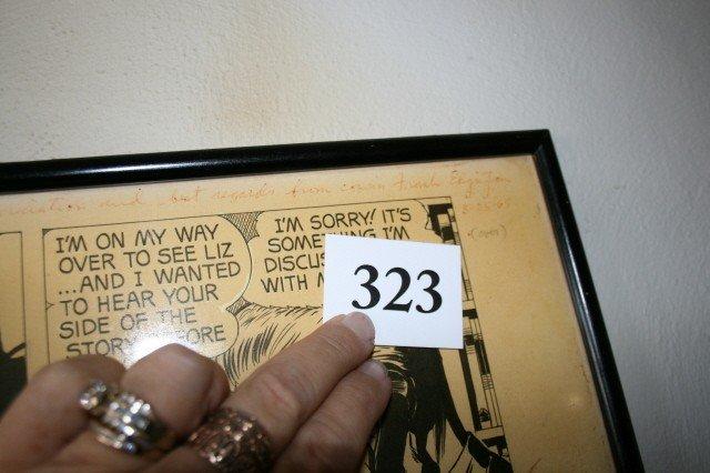 323: Rex Morgan M.D. Comic Strip - 2