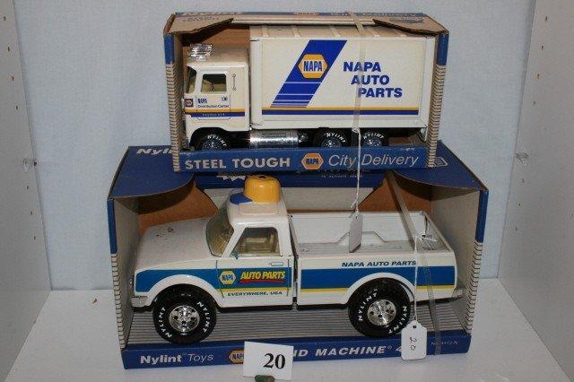 20: 2 Ny-Lint NAPPA Delivery Trucks