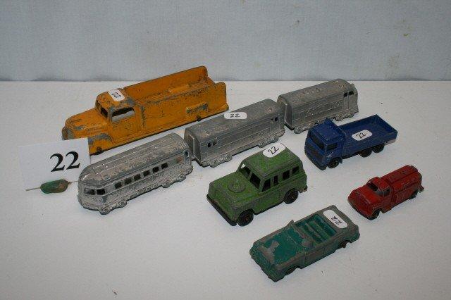22: Die-Cast Toys