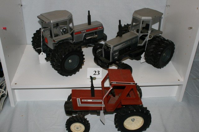 "23: 2 ""White"" Tractors"