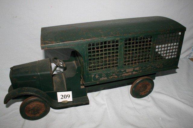 209: Heavy Metal Delivery Van