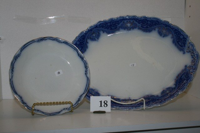 18: Semi Porcelain Bowl