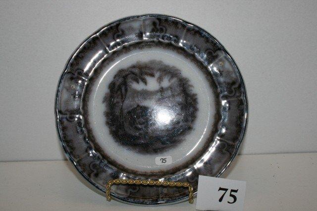 75: Washington Vase Plate