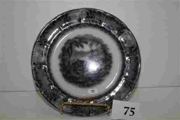 Washington Vase Plate