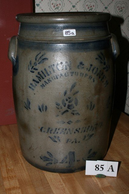 85A: 14 Gallon Crock Churn
