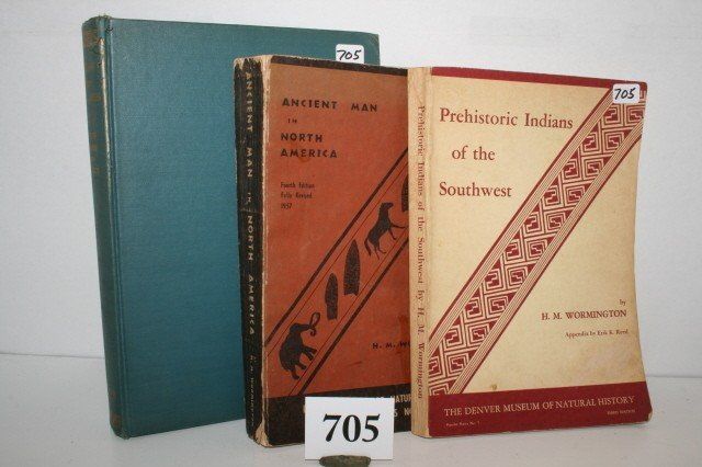 705: Books: (3) Good Reference