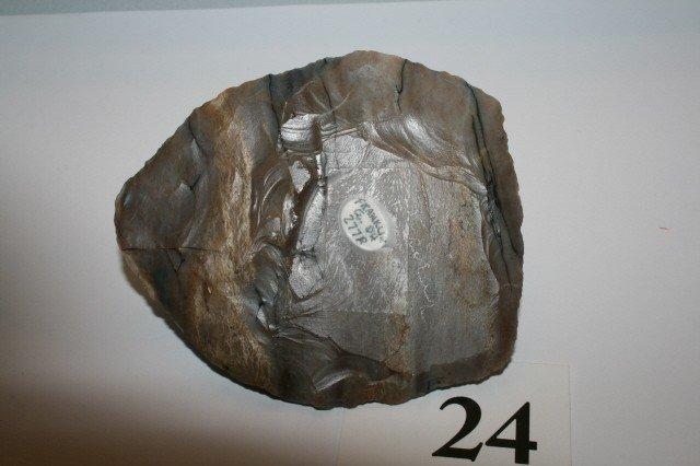 24: Striped Hornstone Blade