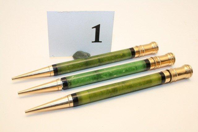 1: (3)  1926 Parker Pencil