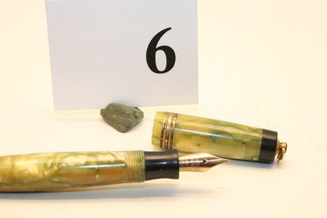 6: 1929 Parker Pen
