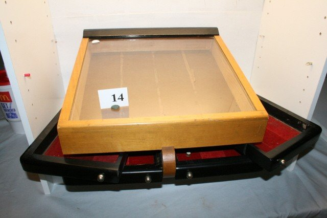 14: Art Deco Display Case