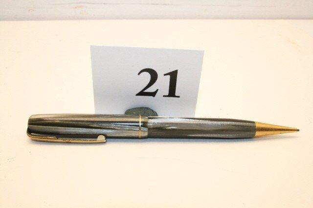 "21: Waterman's ""Patrician"" Pencil"