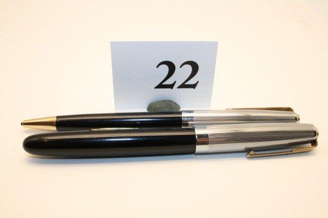 22: Waterman's  Pen/Pencil Set