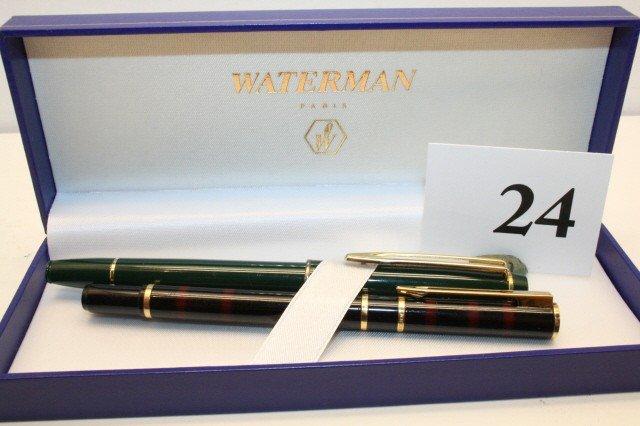 24: 2 – Waterman Pens