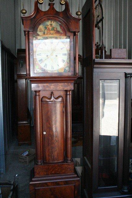 115: Case Grandfather Clock