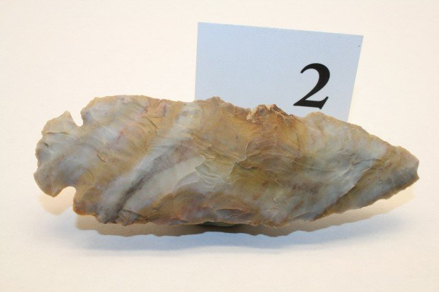 2: Flint Ridge Dovetail